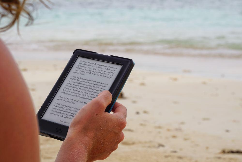 Tag e bøger med på ferien - og spar plads i bagagen