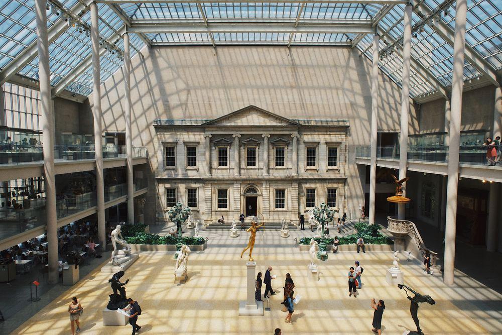 Hvor tit tager du på museum?